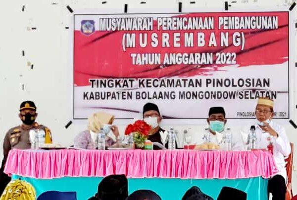 Dikawal DPRD, Tahap Musrenbang Masuk Kecamatan