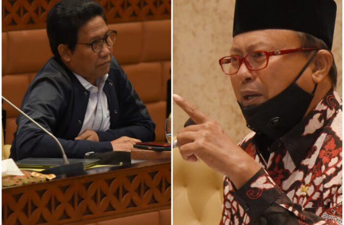 Herson Mayulu dan Halim Iskandar