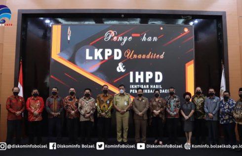 Laporan Keuangan Pemerintah Daerah (LKPD) dan Ikhtiar Hasil Pemeriksaan Daerah Kabupaten Bolaang Mongondow Selatan (Bolsel)