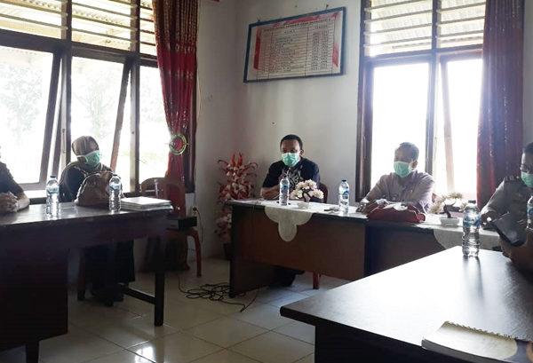Sinergi Pemkab dan Kecamatan Cegah Covid-19 di Bolmong