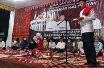 Pelaksanaan perayaan 1 Muharram 1442 hijriah di Bolsel