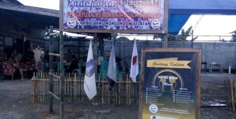 PEREDAM Manggung di Kotamobagu untuk Korban Bencana di Bulawa