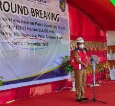 CDC, Harapan Baru Petani Jagung di Bolmong