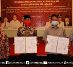 Asuransikan 7.500 Petani dan Nelayan, Aktivis Buruh Gorontalo Apresiasi Pemda Bolsel