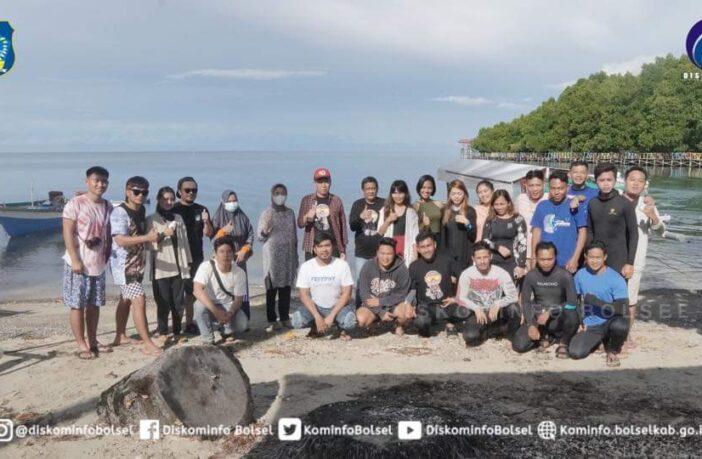 Bupati Iskandar Sambut Kunjungan Para Freediver di Transpatoa